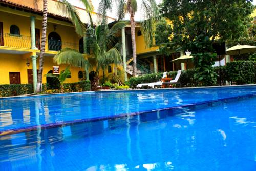 Hotel Oaxtepec Cover Picture