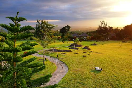 The Natural Garden Resort Cover Picture
