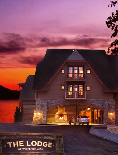 Lodge at Whitefish Lake Cover Picture