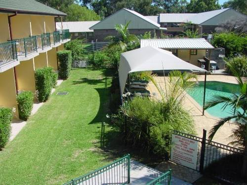 St Marys Park View Motel Cover Picture