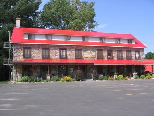 Hostellerie du Suroît Cover Picture