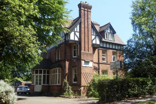 Awentsbury Hotel near Birmingham University Cover Picture