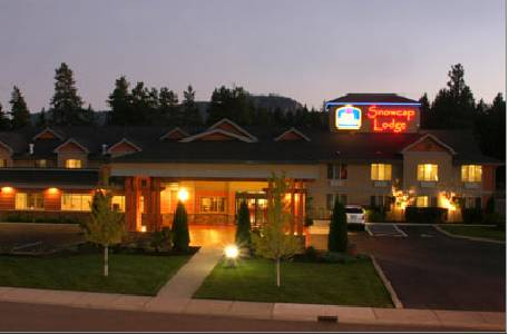 Best Western Snowcap Lodge Cover Picture