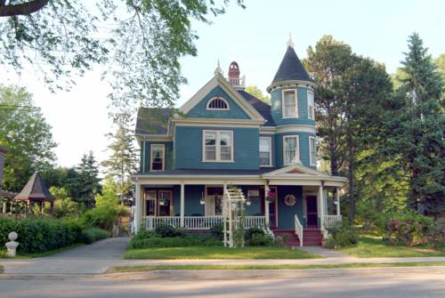 At the Turret Bed & Breakfast Cover Picture