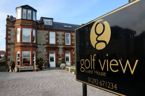 Golf View B&B Cover Picture
