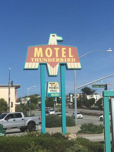 Thunderbird Motel Cover Picture