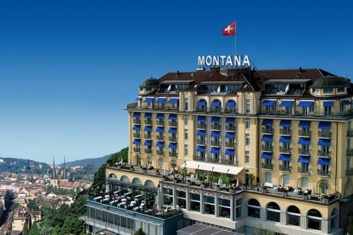 Art Deco Hotel Montana Cover Picture