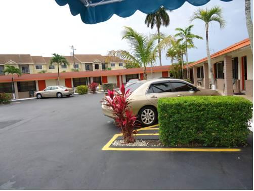 Deluxe Inn Motel - Homestead Cover Picture
