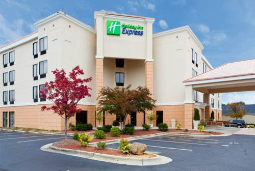 Holiday Inn Express Durham Cover Picture
