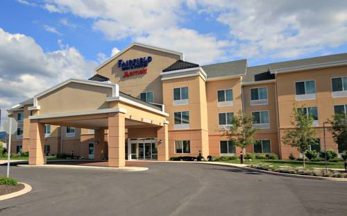 Fairfield Inn & Suites Lock Haven Cover Picture