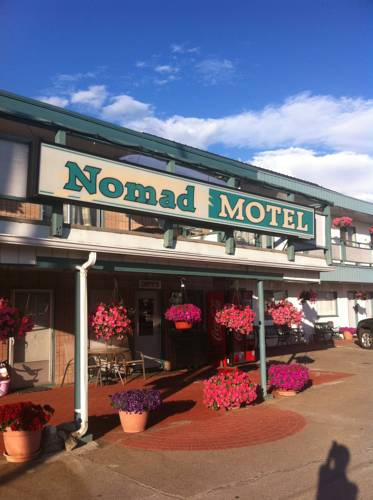 Nomad Motel Cover Picture