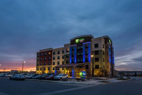 Holiday Inn Express Hotel & Suites Billings Cover Picture