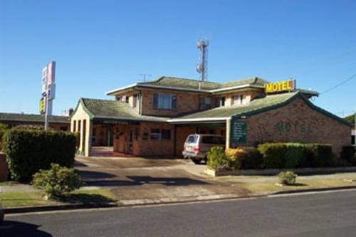 Squatters Homestead Motel Cover Picture