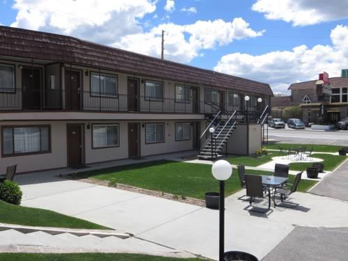 Bristlecone Motel Cover Picture