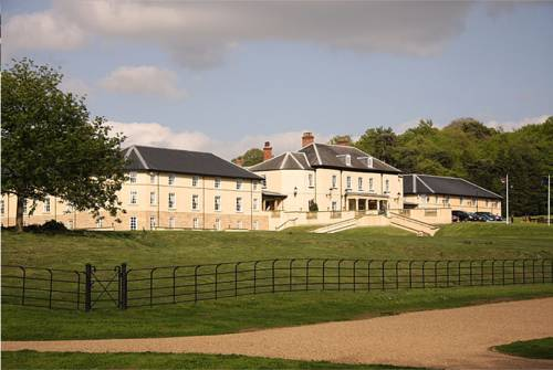 Hardwick Hall Hotel Cover Picture