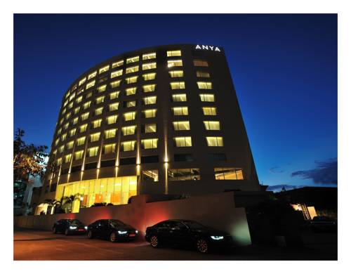 ANYA Hotel Gurgaon Cover Picture