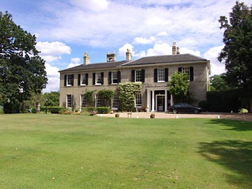 Caistor Hall Hotel Cover Picture