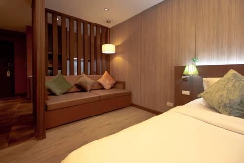 Burapa Boutique Hotel Cover Picture