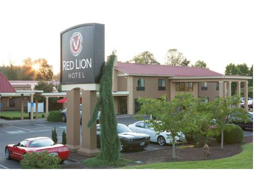 Red Lion Hotel Portland Airport Cover Picture