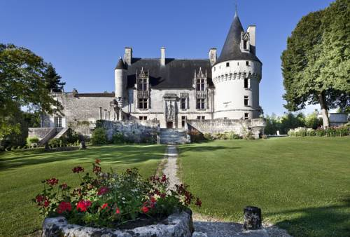 Château de Crazannes Cover Picture