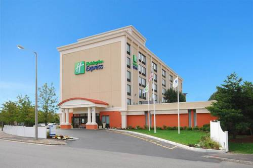 Holiday Inn Express Boston Cover Picture