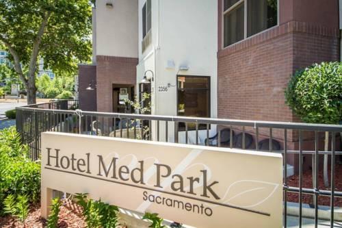 Hotel Med Park, Sacramento Cover Picture
