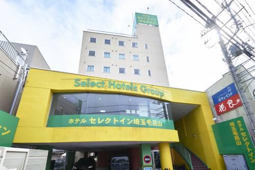 Hotel Select Inn Saitama Moroyama Cover Picture