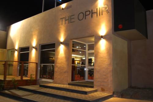 Ophir Tavern Cover Picture