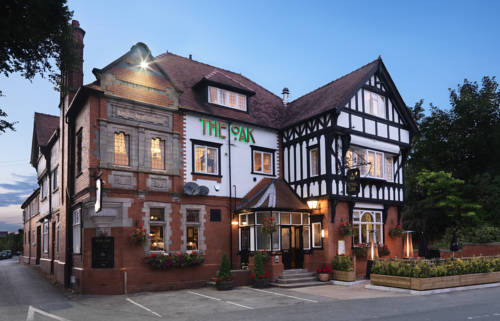The Royal Oak, Kelsall Cover Picture