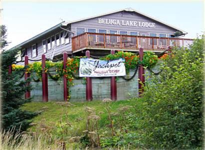 Beluga Lake Lodge Cover Picture