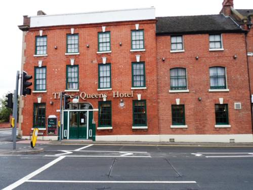 Three Queens Hotel Cover Picture