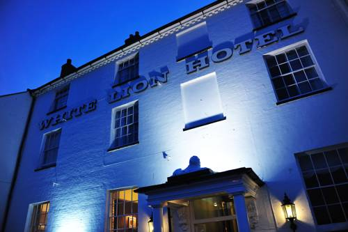 The White Lion Hotel Cover Picture