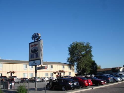 Budget Motel Cover Picture