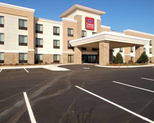 Comfort Suites Whitsett Cover Picture
