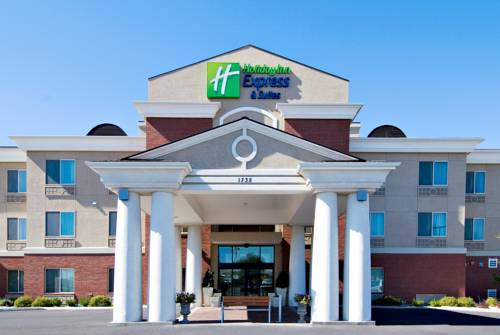 Holiday Inn Express Hotel & Suites Moses Lake Cover Picture