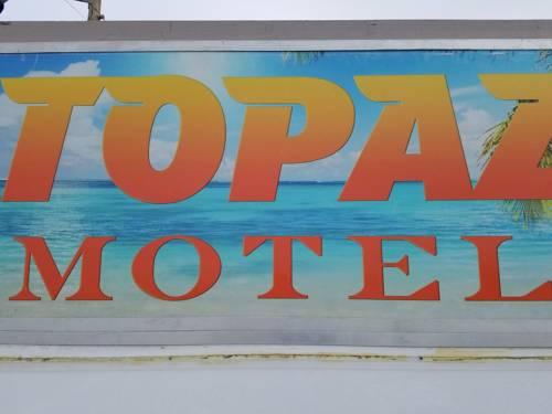 Topaz Motel - Flagler Beach Cover Picture