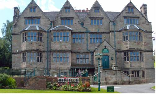 Weston Hall Cover Picture