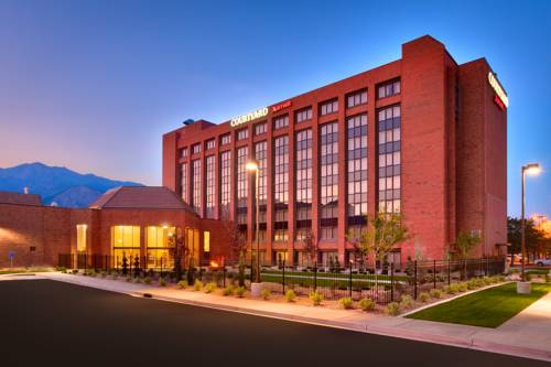 Courtyard by Marriott Ogden Cover Picture