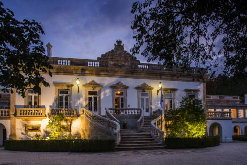 Hotel Quinta das Lagrimas - Small Luxury Hotels Cover Picture