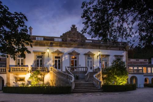 Hotel Quinta das Lagrimas - Small Luxury Hotels Cover Picture