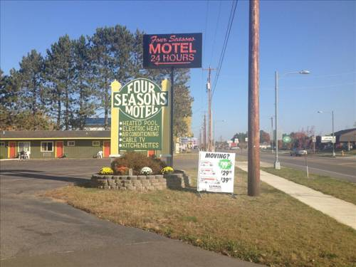 Four Seasons Motel Cover Picture