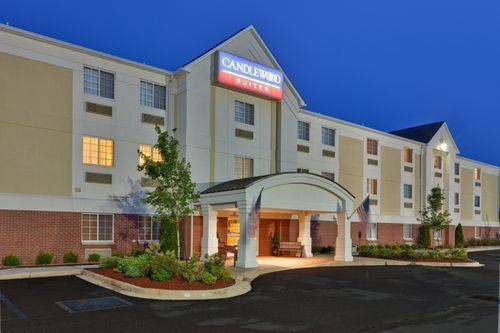 Candlewood Suites Olive Branch Cover Picture