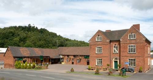 The Barns Hotel Cover Picture