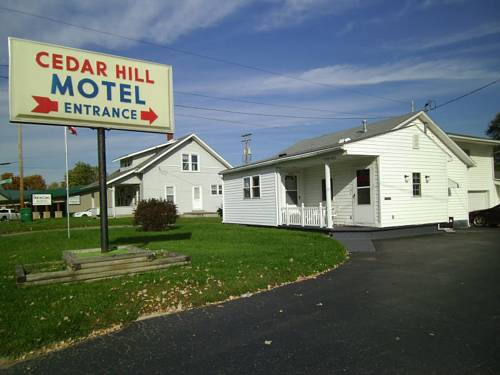 Cedar Hill Motel Cover Picture