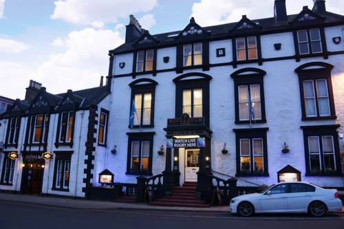 Buccleuch Arms Hotel Cover Picture