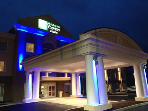 Holiday Inn Express & Suites Utica Cover Picture
