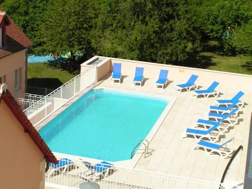 Appart'Hotel La Roche Posay - Terres de France Cover Picture