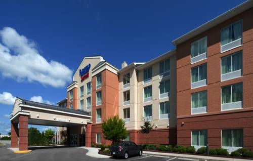 Fairfield Inn & Suites Wilmington Wrightsville Beach Cover Picture