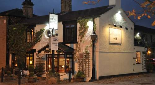 The Mews Hotel Cover Picture