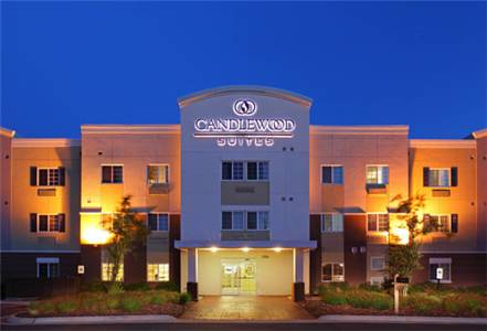 Candlewood Suites Hot Springs Cover Picture